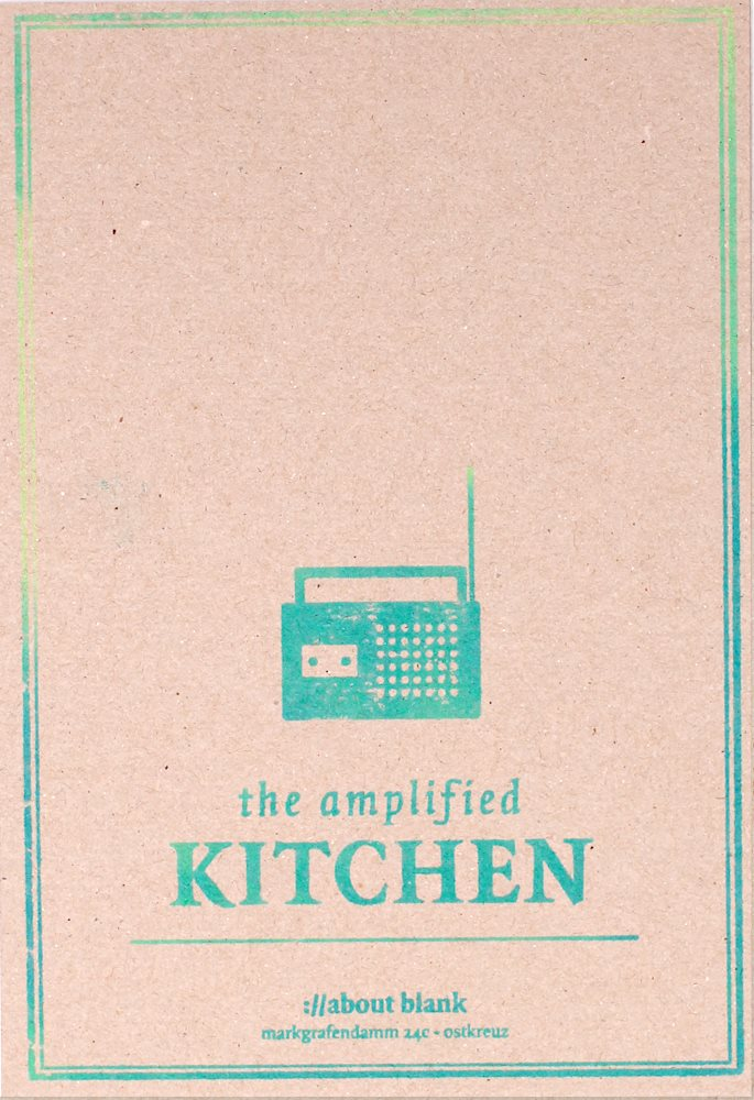 amplified kitchen